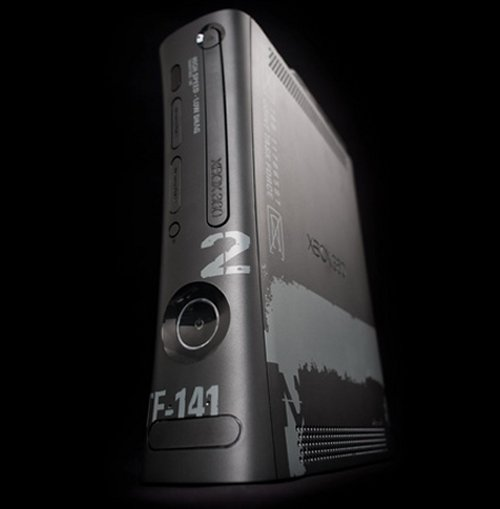 MS preps 250GB Xbox 360 for Modern Warfare 2