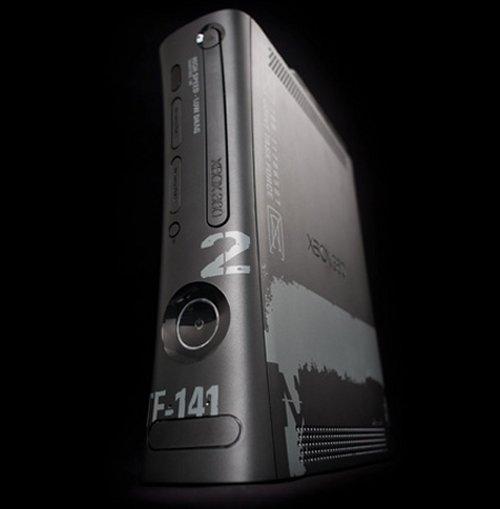 MS preps 250GB Xbox 360 for Modern Warfare 2