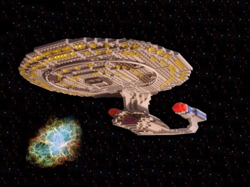 15 awesome Star Trek Lego creations
