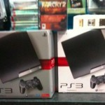 PS3 Slim 250GB spotted