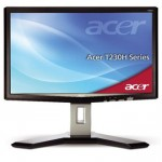 Acer T230H 23 inch Multi-Touch LCD Monitor