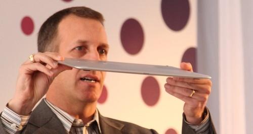 Dell Adamo XPS revealed, looks razor thin
