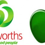 Apple not happy with new Woolworths logo