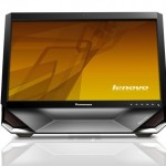 Lenovo All-in-One IdeaCentre B500 sports stealthy sexy design