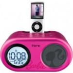 Barbie iHome iPod dock speakers