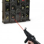 Kill the undead with the Zombie Shooting Gallery