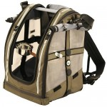 Birdcage Backpack lets your bird come along