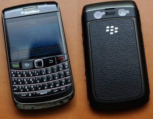 BlackBerry Bold 2 coming October 21st