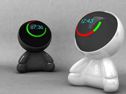 DOoP Multi Sensory Alarm knows how long you have slept