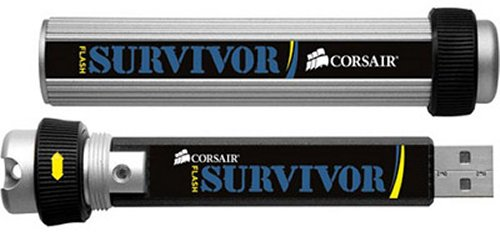 Corsair Flash Survivor 64GB USB drive