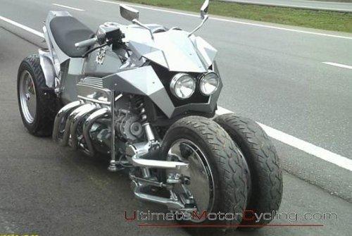 2010 Cosmos 4RW V8 Muscle Bike