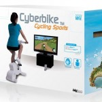 Exercise Bike for the Wii