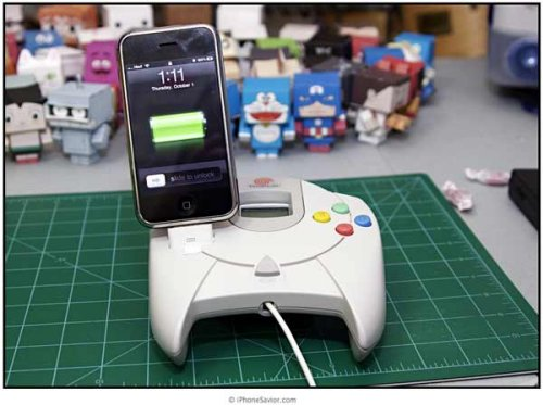 http://www.iphonesavior.com/2009/10/sega-dreamcast-iphone-dock-is-out-of-control.html