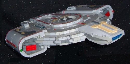 Defiant from DS9