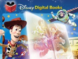 Disney Digital Books interact with young readers