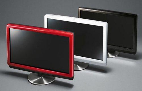 Fujitsu unveils new Multi-Touch PCs