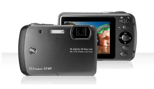 General Imaging G3WP waterproof camera
