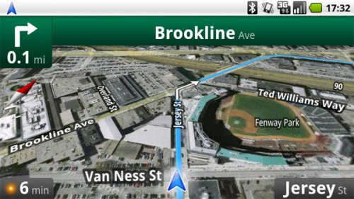 Google Maps Navigation: Free turn-by-turn mobile app