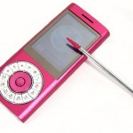 HiPhone F320 iPod Nano lookalike with rotary style dial