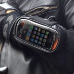 iBike: Wrist-mounted iPhone accessory