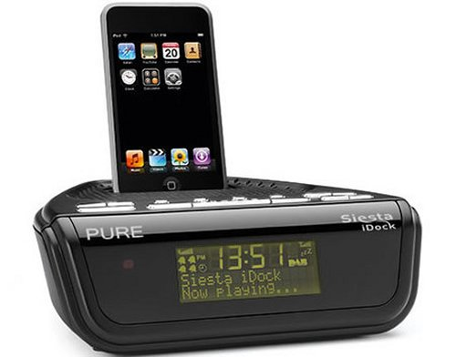 Pure Siesta iDock iPod iPhone dock