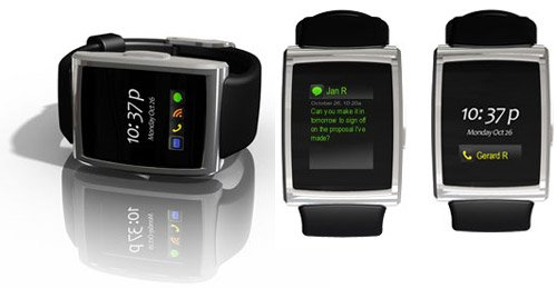 inPulse Smartwatch for BlackBerry available for pre-order, shipping in February