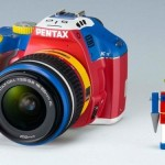 Pentax K-x gets Robotic Colors