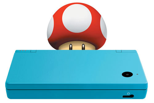 New larger 4-Inch Nintendo DSi coming this year?