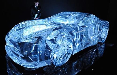 Lexus does another transparent car