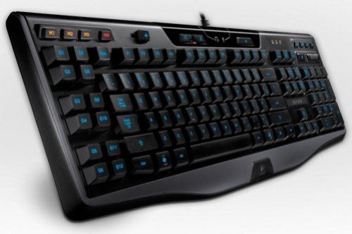 Logitech announces G110 gaming keyboard