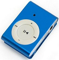 Spy camera disguised as iPod shuffle