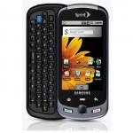 Sprint announces Samsung Moment