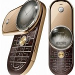 Motorola Aura Gold and Diamond Edition