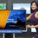 Samsung Needle Slim LED TV