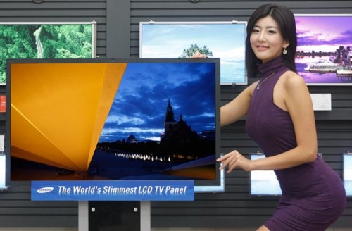 Samsung Needle Slim LED TV