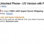 Pre-order your Nokia E72 at Amazon
