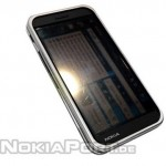 Nokia N920 shows itself