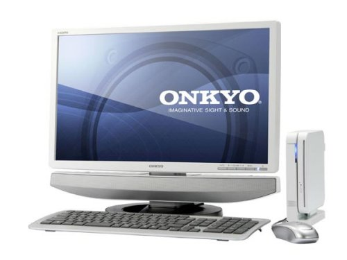 Onkyo P305A3 NVIDIA Ion Nettop PC