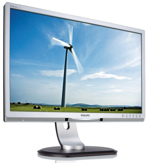 Philips Brilliance 225P1ES LCD monitor