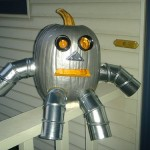 10 Awesome Robot Halloween Pumpkins