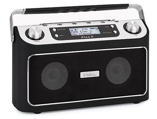 Pure&#039;s Elan II digital radio does Pause and Rewind