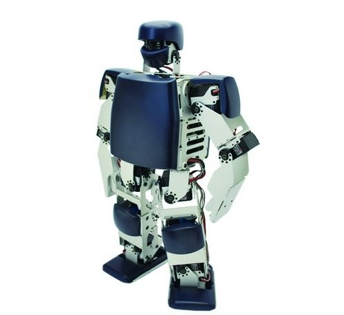 Vstone's Robovie-PC robot is a walking PC