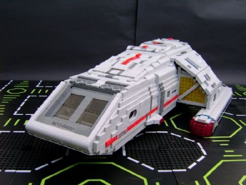 Star Trek: Deep Space Nine Runabout