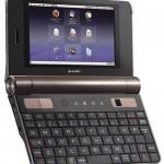 Sharp intros NetWalker touchscreen notebook at Ceatec