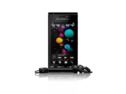Sony Ericsson Satio released in UK