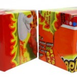 TerraCycle wraps speakers in delicious junk food wrappers