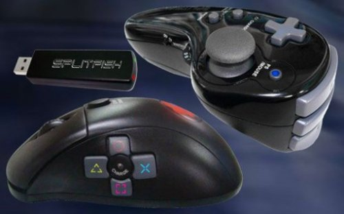 SplitFish Dual SFX Frag Pro Controller