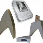 New Trek movie loaded on 4GB Star Trek Flash Drive