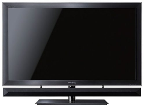 Toshiba unveils first Cell-powered Regza LCD TV