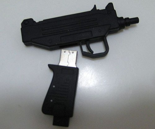 Uzi USB Flash Drive